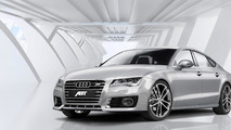 Audi A7 tuning package by ABT revealed