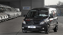 Mercedes Citan by KTW Tuning 27.12.2012