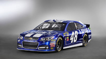 2013 NASCAR Chevrolet SS Race Car 29.11.2012