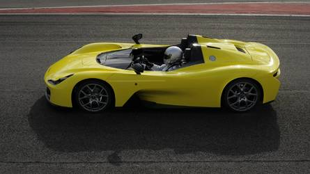 Dallara Stradale – first look