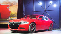 2015 Dodge Charger at 2014 New York Auto Show