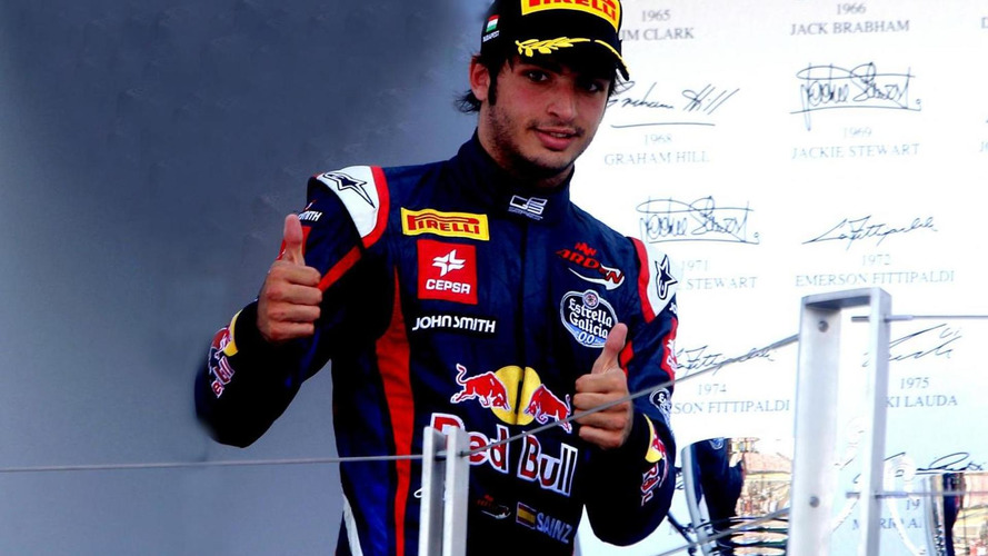 Tost flags Toro Rosso future for Sainz jr