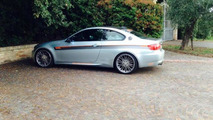 G-POWER BMW M3 SK II CS on the way to Nardo for world record attempt 11.10.2013