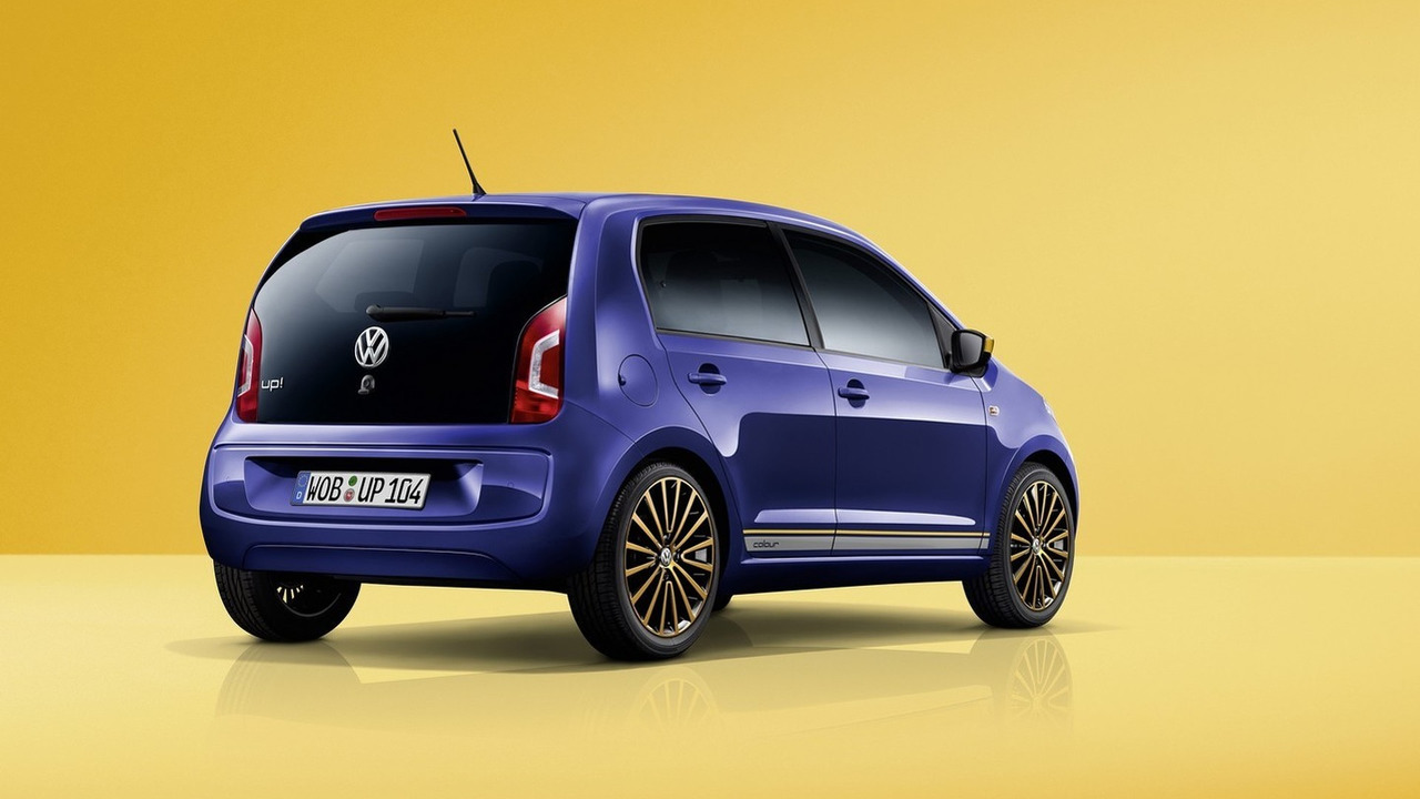 Volkswagen colour up!