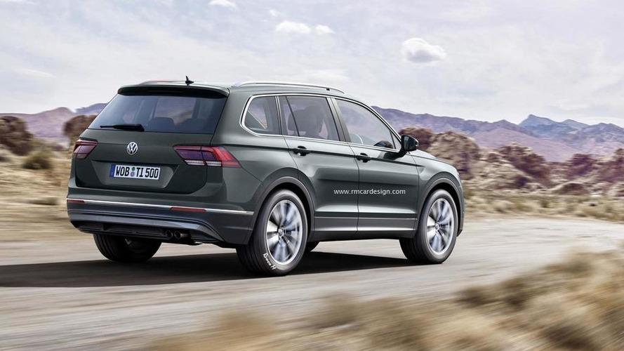 VW confirms Tiguan family expansion