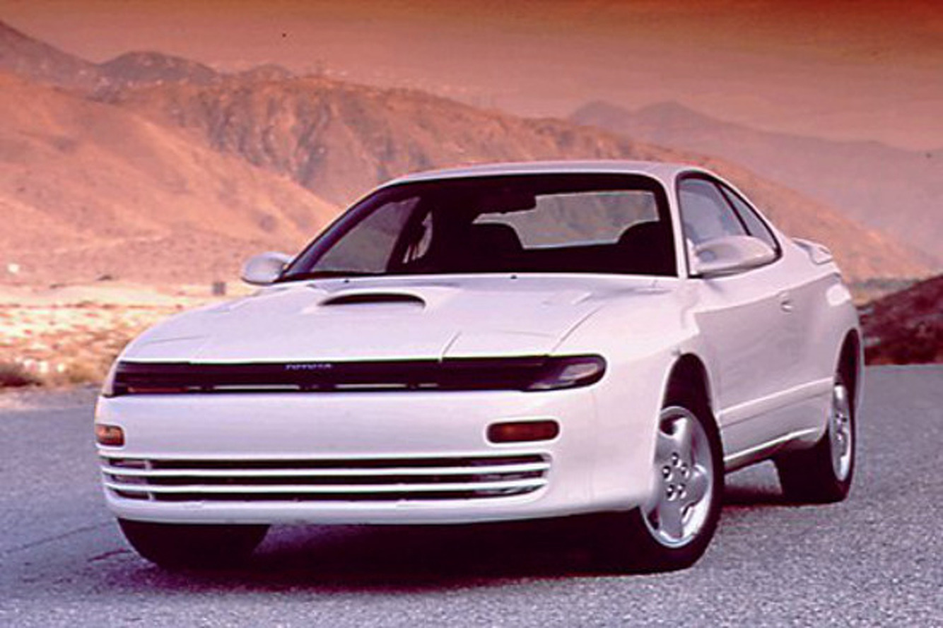 Toyota Celica All-Trac Turbo Hoons Its Way Into Our Hearts