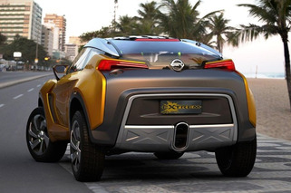 THIS Is It- Nissan Extrem Concept Revealed in Sao Paulo