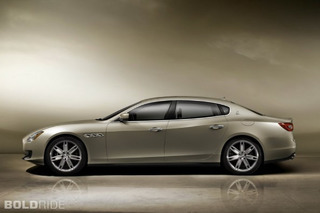 2013 Maserati Quattroporte: Italy's First Serious Performance Luxury Sedan?