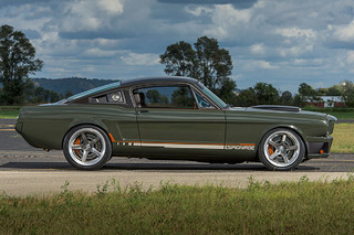 959-HP Ford Mustang 'Espionage' Makes Other Muscle Cars Look Tame