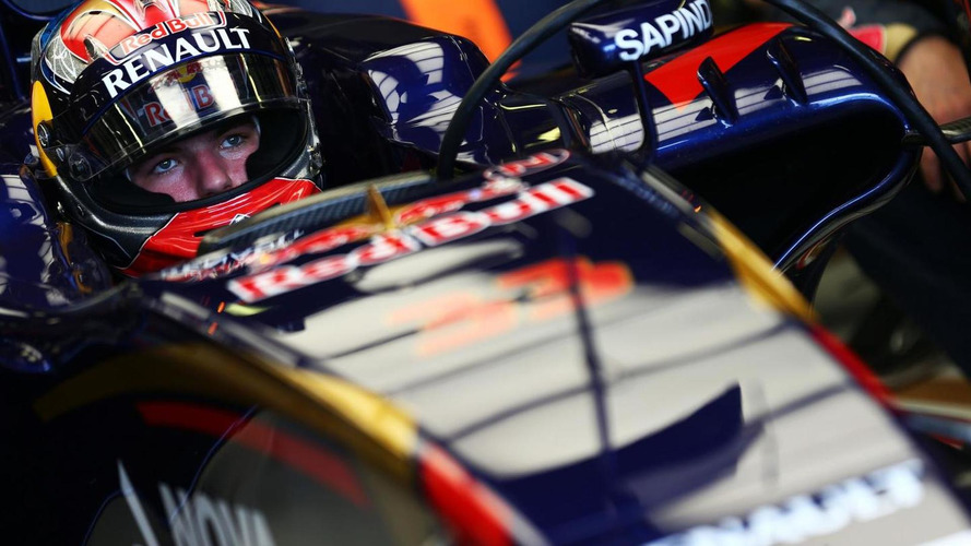 Verstappen feared GP2 would 'stall' career