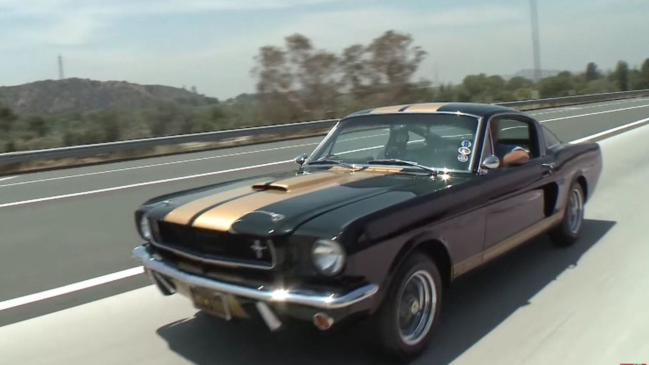 Ford Shelby Mustang GT350H