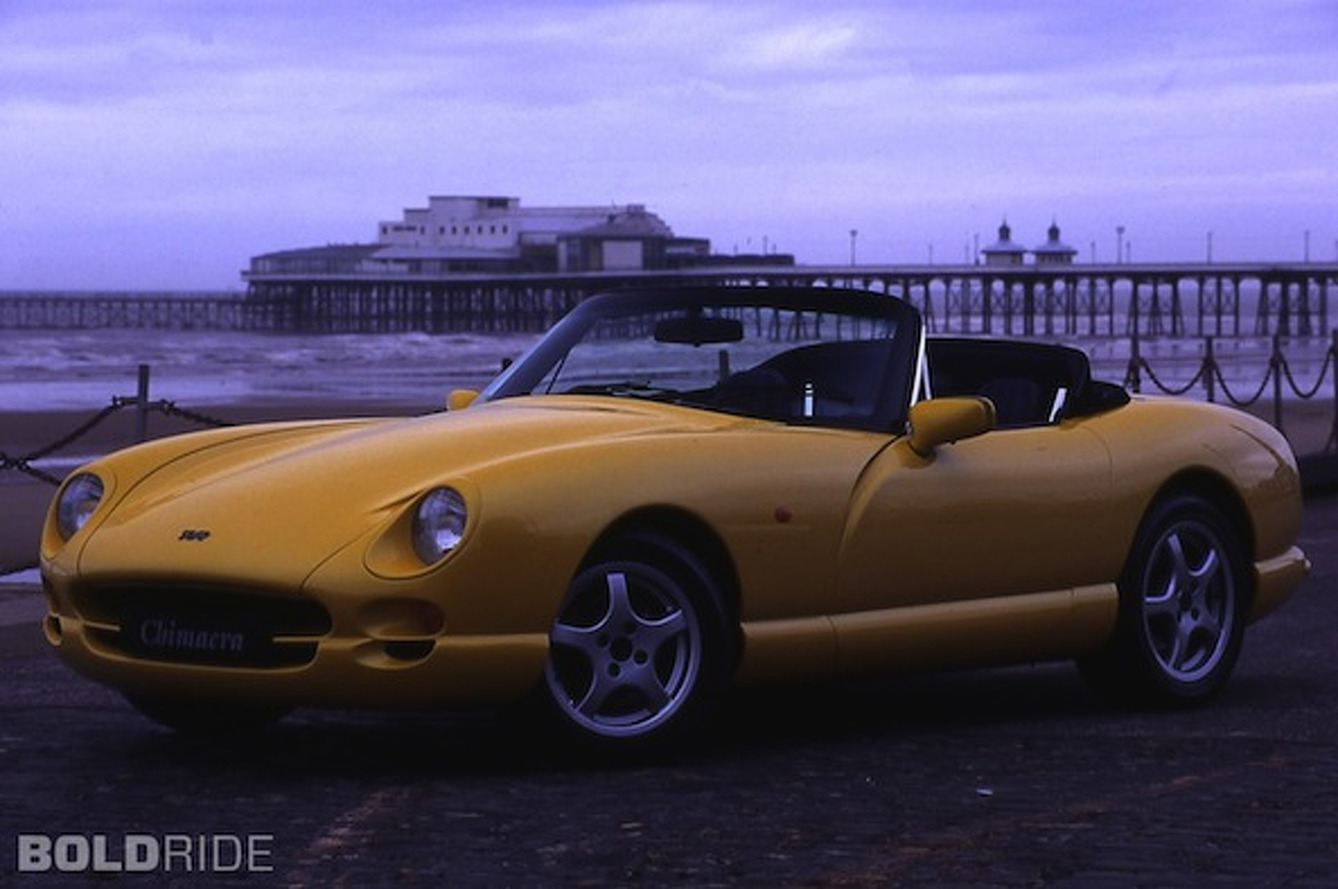 TVR: The Brand that Won't Stay Dead