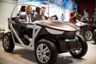 Got 60 Minutes? You Could Build this Wild OSVehicle