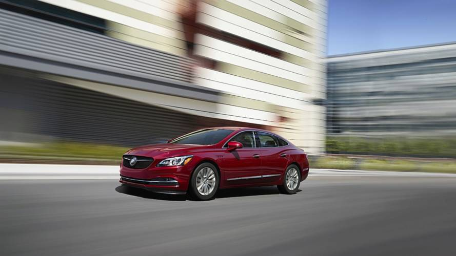 2019 Buick LaCrosse Brings New Sport Touring Model