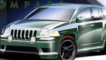 Jeep Patriot and Compass Concepts