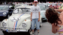 VW Beetle Parade in Berlin - Herbie