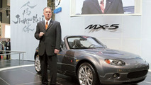 Mazda MX-5 unveiled at Geneva