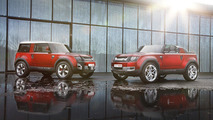 Land Rover Defender DC100 and DC100 Sport Concepts