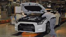 Nissan GTR Manufacturing Plant