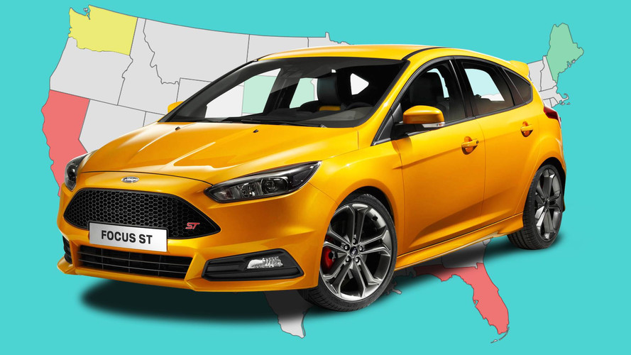 Best and Worst States For Car Insurance