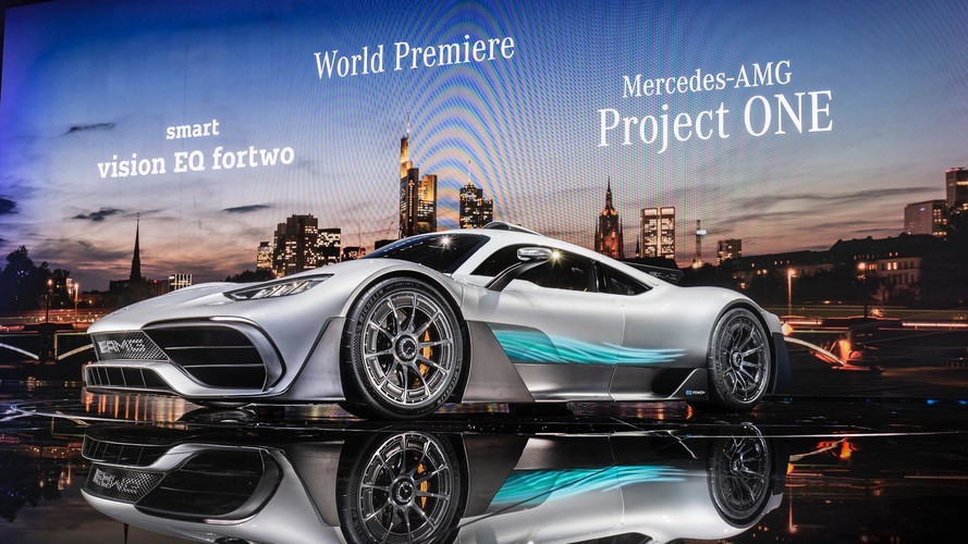 Mercedes-AMG Project One set to be built alongside F1 cars