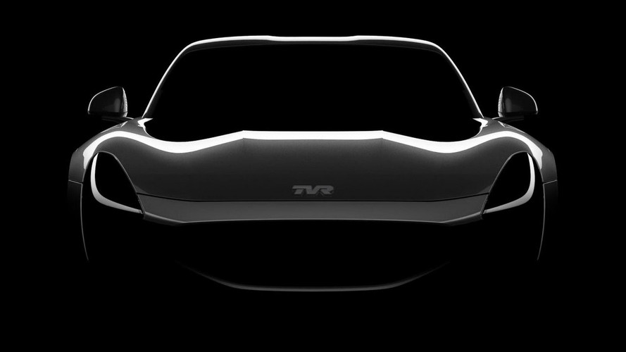 TVR Drops Another Teaser Of Its V8, 322-KM/H Sports Car