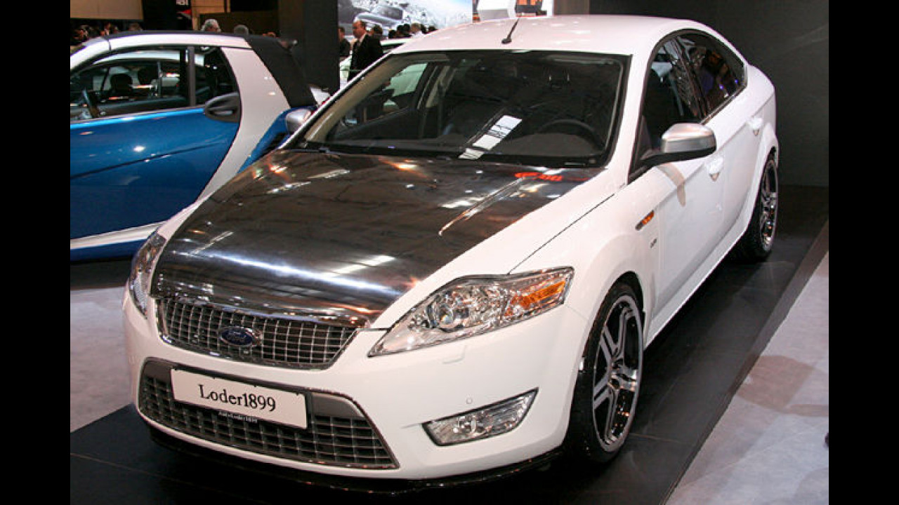 Loder Ford Mondeo