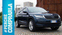 Skoda Kodiaq, perché comprarla… e perché no [VIDEO]