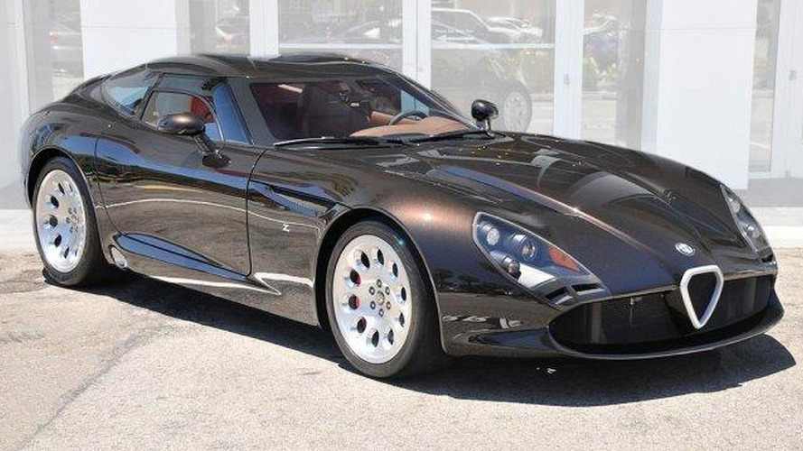 Viper-powered Alfa Romeo TZ3 Stradale by Zagato on sale for 699,900 USD