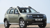 Dacia Duster receives improvements for UK market