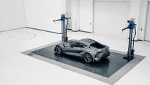 Toyota FT-1 concept with graphite paint