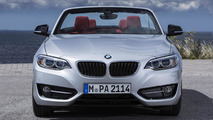 BMW 2-Series Cabriolet unveiled under Paris lights