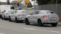 Mercedes-Benz GLE Coupe returns in most revealing spy shots yet