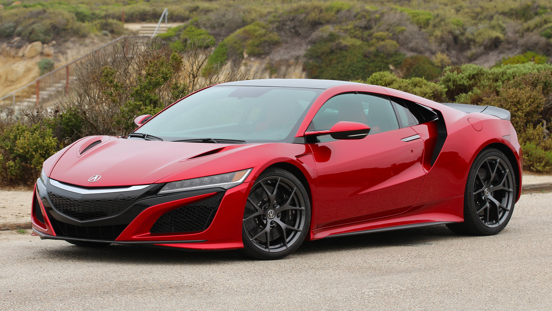 Second Drive 2017 Acura Nsx
