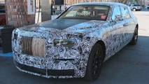 Rolls-Royce Phantom Photos espion