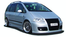Volkswagen Sharan by RaceDesign