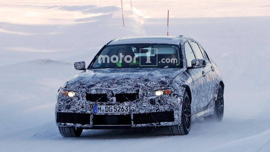 Fotos espía BMW M3 2019