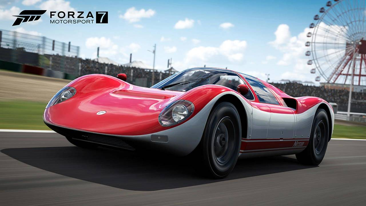 la citro n 2cv disponible dans forza motorsport 7. Black Bedroom Furniture Sets. Home Design Ideas