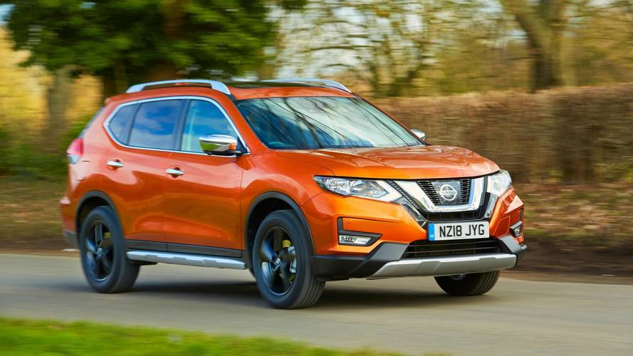 Nissan X-Trail introduces new Platinum Edition SV model