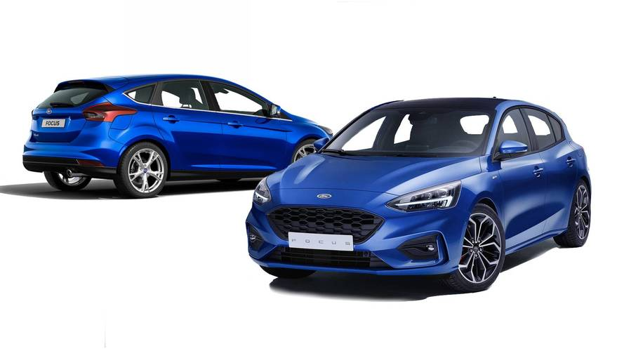 2019 Ford Focus: See The Changes Side-By-Side