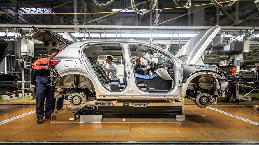 553 Cars Get Production Ban In China Over High Fuel Consumption