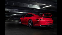 Techart carbonisiert den 911 GT3