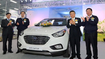 Hyundai ix35 Fuel Cell enters production, aims for a greener future