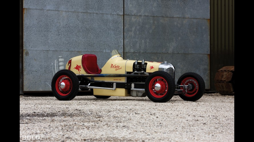 DeSoto Indianapolis Style Race Car