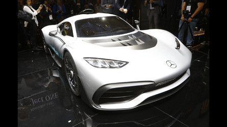 F1 Car With An MOT: Mercedes-AMG Presents Project One