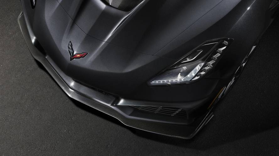 2018 Chevy Corvette ZR1 debuts with an incredible 755bhp