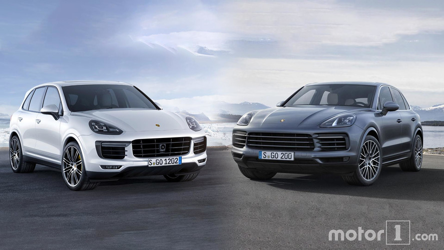 2019 Porsche Cayenne: See The Changes Side-By-Side