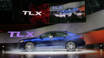 2015 Acura TLX live in New York