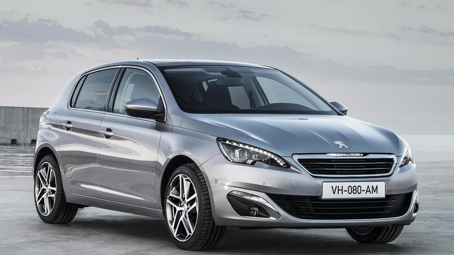 Peugeot 308 named European Car of the Year