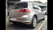 Surpresa! Já andamos no VW Golf 1.6 MSI nacional